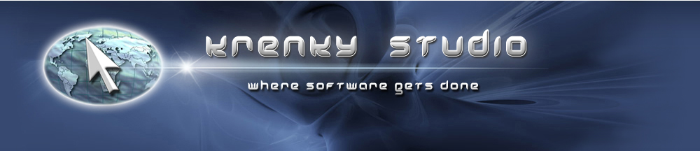 Krenky Studio :: Freelance Web Developer